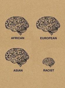 racist brain