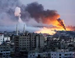 palestine bombing