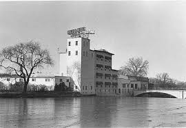 Ames Mill Malt O Meal sign