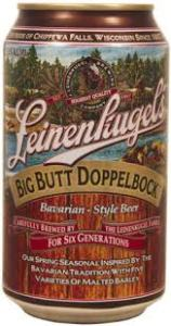 leinenkugels beer can