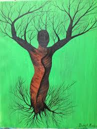 tree person